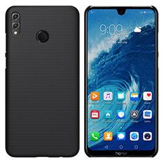 Etui Plastique Rigide Mat pour Huawei Honor 8X Max Noir