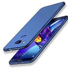 Etui Plastique Rigide Mat pour Huawei Honor V9 Play Bleu