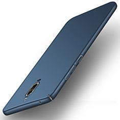 Etui Plastique Rigide Mat pour Huawei Mate 9 Pro Bleu