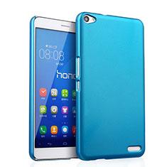 Etui Plastique Rigide Mat pour Huawei MediaPad X2 Bleu Ciel