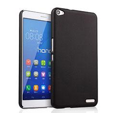 Etui Plastique Rigide Mat pour Huawei MediaPad X2 Noir
