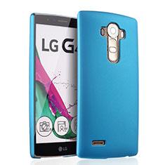Etui Plastique Rigide Mat pour LG G4 Bleu Ciel