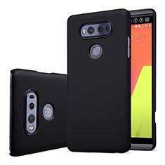 Etui Plastique Rigide Mat pour LG V20 Noir