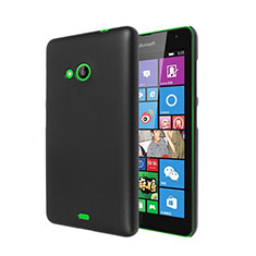 Etui Plastique Rigide Mat pour Microsoft Lumia 535 Noir