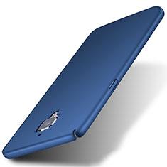 Etui Plastique Rigide Mat pour OnePlus 3 Bleu