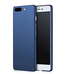Etui Plastique Rigide Mat pour OnePlus 5 Bleu