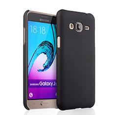 Etui Plastique Rigide Mat pour Samsung Galaxy Amp Prime J320P J320M Noir