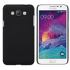 Etui Plastique Rigide Mat pour Samsung Galaxy Grand Max SM-G720 Noir