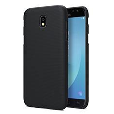 Etui Plastique Rigide Mat pour Samsung Galaxy J5 Pro (2017) J530Y Noir