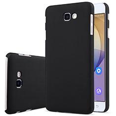 Etui Plastique Rigide Mat pour Samsung Galaxy On5 (2016) G570 G570F Noir