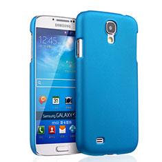 Etui Plastique Rigide Mat pour Samsung Galaxy S4 i9500 i9505 Bleu Ciel
