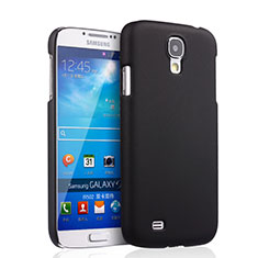 Etui Plastique Rigide Mat pour Samsung Galaxy S4 i9500 i9505 Noir