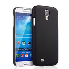 Etui Plastique Rigide Mat pour Samsung Galaxy S4 IV Advance i9500 Noir