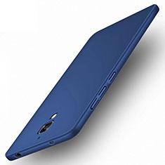 Etui Plastique Rigide Mat pour Xiaomi Mi 4 LTE Bleu