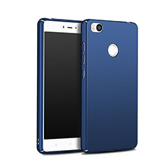 Etui Plastique Rigide Mat pour Xiaomi Mi 4S Bleu