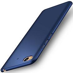 Etui Plastique Rigide Mat pour Xiaomi Mi 5S 4G Bleu