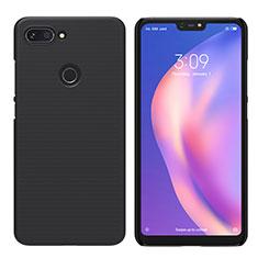 Etui Plastique Rigide Mat pour Xiaomi Mi 8 Lite Noir