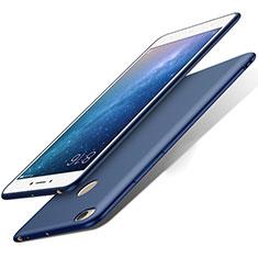 Etui Plastique Rigide Mat pour Xiaomi Mi Max 2 Bleu
