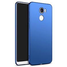 Etui Plastique Rigide Mat pour Xiaomi Mi Mix 2 Bleu