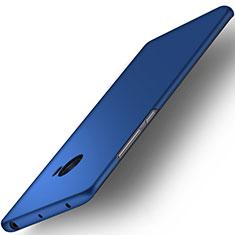 Etui Plastique Rigide Mat pour Xiaomi Mi Note 2 Bleu