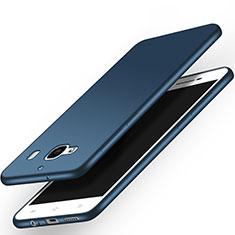 Etui Plastique Rigide Mat pour Xiaomi Redmi 2A Bleu