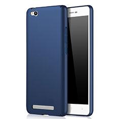 Etui Plastique Rigide Mat pour Xiaomi Redmi 3 Bleu