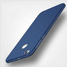 Etui Plastique Rigide Mat pour Xiaomi Redmi 4X Bleu