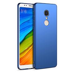 Etui Plastique Rigide Mat pour Xiaomi Redmi 5 Bleu