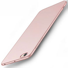 Etui Plastique Rigide Mat pour Xiaomi Redmi Note 5A Standard Edition Or Rose