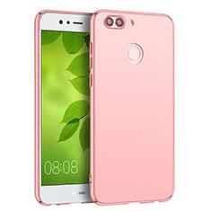 Etui Plastique Rigide Mat Q04 pour Huawei Nova 2 Plus Or Rose