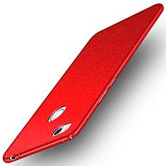 Etui Plastique Rigide Sables Mouvants pour Xiaomi Mi 4S Rouge