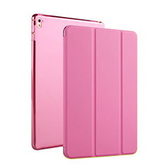 Etui Portefeuille Cuir Stand pour Apple iPad Pro 9.7 Rose