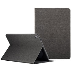 Etui Portefeuille Livre Cuir L01 pour Apple iPad Pro 9.7 Noir