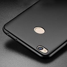 Etui Silicone Gel Souple Couleur Unie pour Xiaomi Redmi Note 5A Pro Noir