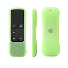 Etui Ultra Fine Silicone Souple pour Apple TV 4 Vert