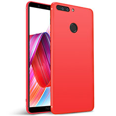 Etui Ultra Fine Silicone Souple pour Huawei Honor V9 Rouge