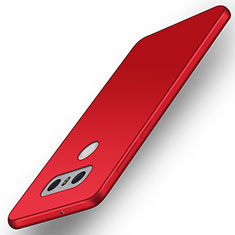 Etui Ultra Fine Silicone Souple pour LG G6 Rouge