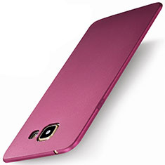 Etui Ultra Fine Silicone Souple pour Samsung Galaxy A7 (2016) A7100 Violet