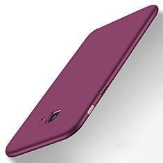 Etui Ultra Fine Silicone Souple pour Samsung Galaxy J7 Prime Rouge