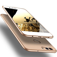 Etui Ultra Fine Silicone Souple S03 pour Huawei Nova 2 Plus Or
