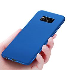 Etui Ultra Fine Silicone Souple S06 pour Samsung Galaxy S8 Plus Bleu