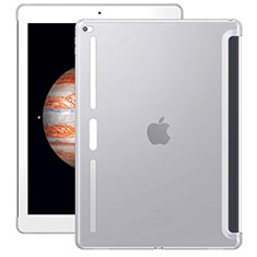 Etui Ultra Fine Silicone Souple Transparente pour Apple iPad Pro 12.9 Blanc