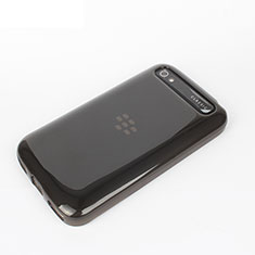 Etui Ultra Fine Silicone Souple Transparente pour Blackberry Classic Q20 Clair