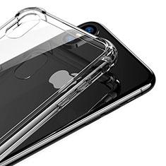 Etui Ultra Fine TPU Souple Transparente C04 pour Apple iPhone X Clair