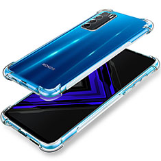 Etui Ultra Fine TPU Souple Transparente T02 pour Huawei Honor Play4 5G Clair