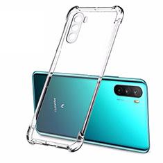 Etui Ultra Fine TPU Souple Transparente T02 pour Huawei Mate 40 Lite 5G Clair