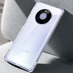 Etui Ultra Fine TPU Souple Transparente T02 pour Huawei Mate 40 Pro Clair