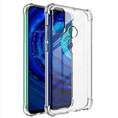 Etui Ultra Fine TPU Souple Transparente T02 pour Huawei Y8s Clair
