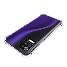 Etui Ultra Fine TPU Souple Transparente T02 pour LG K52 Clair