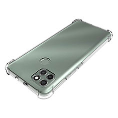 Etui Ultra Fine TPU Souple Transparente T02 pour Motorola Moto G9 Power Clair